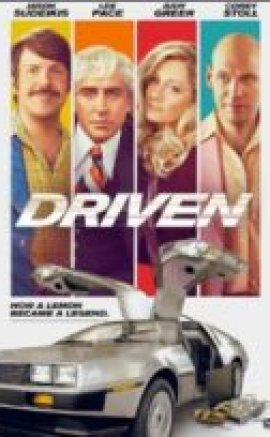 Delorean Davası – Driven HD izle