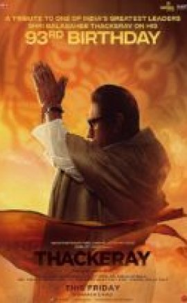 Thackeray Filmi izle